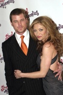 Rebecca Gayheart and husband Eric Dane