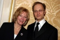 (Presenters) Jane Curtin, and David Hyde Pierce