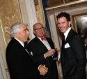 Gordon Davidson, Jack O'Brien, and Denis Jones (associate choreographer) Photo