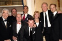 Gordon Davidson, Chris Campbell (Honoree), Jack O'Brien, Jerry Mitchell, Denis Jones, Jane Curtin, John Lithgow, and David Hyde Pierce