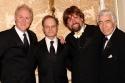 John Lithgow, David Hyde Pierce, Oskar Eustis, and Gordon Davidson Photo