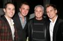 Chris Bratten, Shane Scheel, Les Michaels and Chris Isaacson