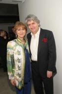 Kara Wilson, and her husband Academy Award nominated actor Tom Conti