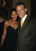 Brian Stokes Mitchell and Allyson Tucker  Photo