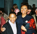 Alexander Mitchell and Leslie Uggams  Photo