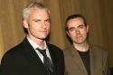 Martin McDonagh and John Crowley  Photo