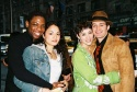 Michael Benjamin Washington (La Cage aux Folles), Karen Olivio (Brooklyn), Eden Espin Photo