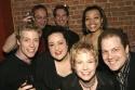 The gang from Avenue Q (front) Barrett Foa, Aymee Garcia, Jennifer Barnhart, Jordan G Photo