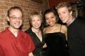 Gary Adler, Jennifer Barnhart, Carmen Ruby Floyd, and Barrett Foa Photo
