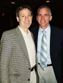 Patrick Parker (Artistic Associate) and Mark S. Hoebee (Associate Artistic Director Photo