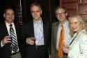 Kevin Kennedy (Managing Director - Peccadillo Theater), Dan Wackerman (Artistic Direc Photo