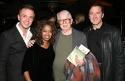 Shane Scheel, Jennifer Leigh Warren, Cabaret Scenes' writer Jack Moore, Rocky Blumhagen