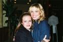 Emma Zaks (Paulette, u/s Anne) and Angela Gaylor (Anne)