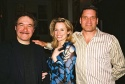 Larry Blank (Music Director), Cady Huffman and her husband