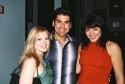 Jessica Hartman, Juan Betancur and Sara Ramirez (Spamalot)