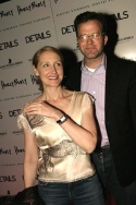 """Patricia Clarkson, and Tom McCarthy (writer of """"The Station Agent"""")"""