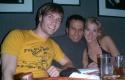 Scott Porter, Rene Ruiz, and Jen Wheeler