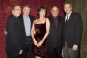 David Michaels (AF Director of Special Events West Region), Martin Wiviott  (Producer), Lucie Arnaz, Laurence Luckinbill and