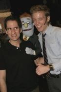 """MD Extraordinaire Seth Rudetsky, """"Rod"""" and Barrett Photo"""