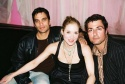 Jonathan Schaech, Christina Applegate and Bob Gaynor