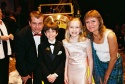 Adrian Hall (played Jeremy in the Chitty, Chitty, Bang Bang movie in 1968), Henry Hodges, Ellen Marlow and Heather Ripley (played Jemima in the Chitty, Chitty, Bang Bang movie in 1968)