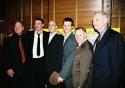 The cast, Tom Wopat, Liev Schreiber, Jeffrey Tambor, Frederick Weller, Gordon Clapp a Photo