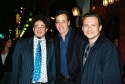 Adam Duritz (Counting Crows), Bob Sagat (Privilege) and Christian Slater