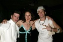 David Josefsberg, Jenn Harris and Andy Karl Photo