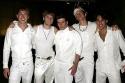 The ALTAR BOYZ Cast featuring Andy Karl, Tyler Maynard, Scott Porter, Ryan Duncan and David Josefsberg