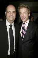 Brad Oscar and Barrett Foa Photo