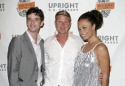 Michael Urie, Trevor Project's Charles Robbins and Valarie Pettiford