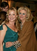 Jessica Capshaw and Blythe Danner Photo