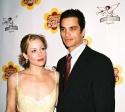 Christina Applegate with husband Johnathon Schaech