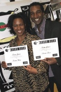 Kecia Lewis and Norm Lewis Photo