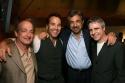 David Paymer, Jeremy Piven, Joe Mantegna and Director Neil Pepe