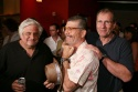 Michael Lerner, David Mamet and Ed O'Neill