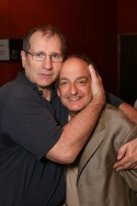Ed O'Neill and David Paymer