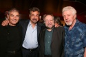 Robert Forster, Joe Mantegna, Ricky Jay and J.J. Johnston