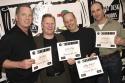 Tom Wopat, Gordon Clapp, Jeffrey Richards and Jordan Lage  Photo