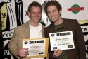 Bill Thompson and Matthew Morrison