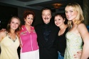Emma Zacks (Paulette, u/s Anne), Ruth Williamson, Robert Goulet, Linda Balgord and Angela Gaylor