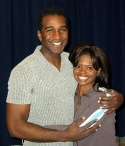 Norm Lewis and LaChanze Photo