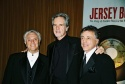 The 3 surviving members of The Four Seasons: Tommy DeVito, Bob Gaudio and Frankie Val Photo