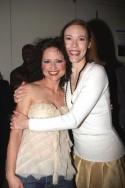 Veanna Cox (Karen Richards) and Jean Louisa Kelly Photo