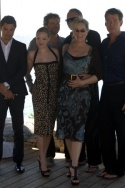 Dominic Cooper, Colin Firth,Amanda Seyfried, Stellan Skarsgard, Meryl Streep and