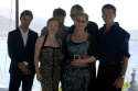 Dominic Cooper, Colin Firth,Amanda Seyfried, Stellan Skarsgard, Meryl Streep and