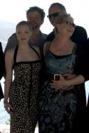Amanda Seyfried, Colin Firth, Stellan Skarsgard and Meryl Streep