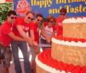 John Michael Dias, John Hickman, John Michael Coppola, Tonya Wathen and Jake Speck cu Photo