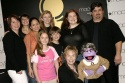 The judges and finalists pose for BroadwayWorld.com