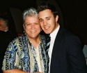 Wes Culwell and his lovely Mom, Mary  Photo